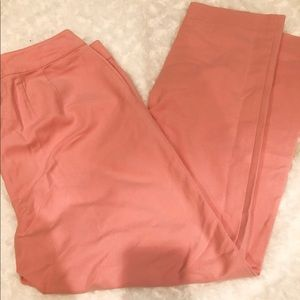 St.John pink dress pants